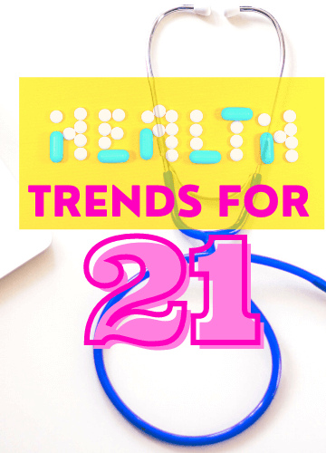 new Health trends 2021
